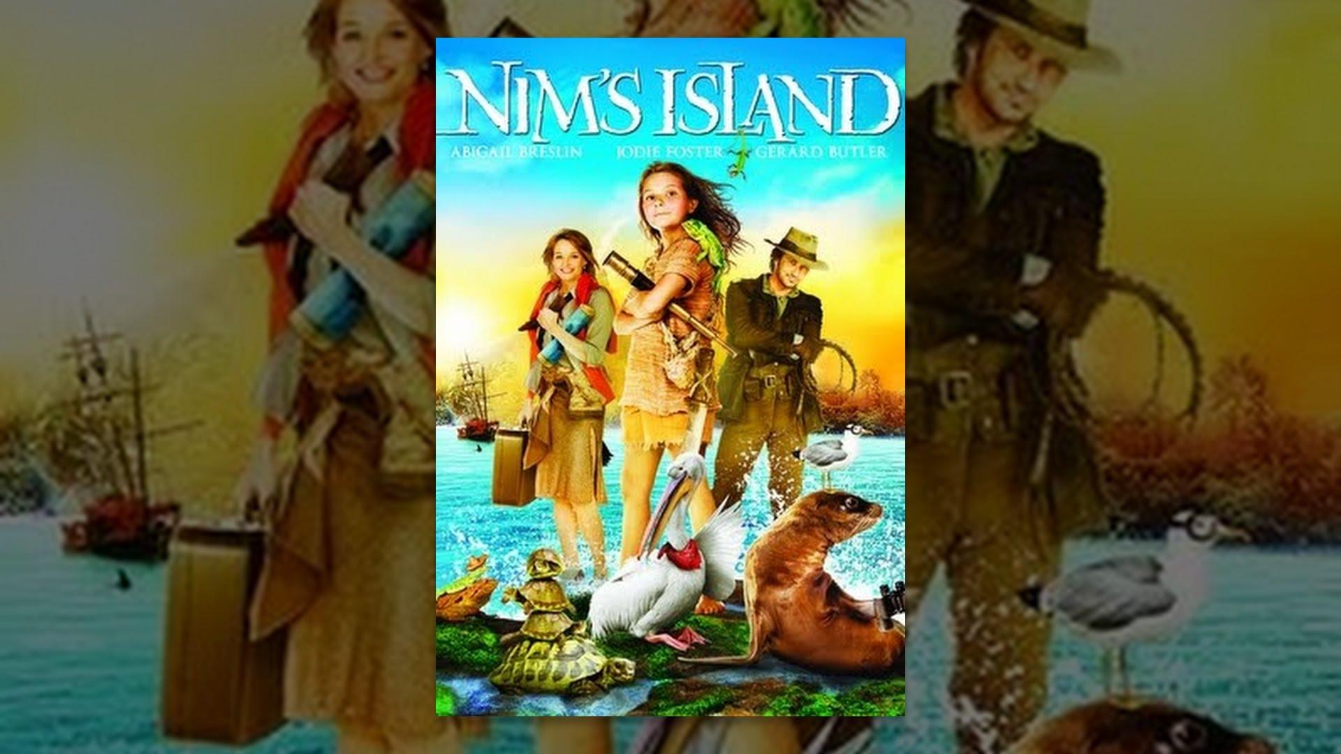 Nim S Island Youtube