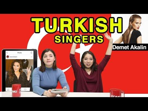 Like, DM, Unfollow: Turkish Singers