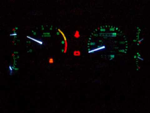 Led Dash Lights 1993 Mustang Gt