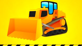 Trucks builder app - Build your own ice cream truck or dump truck or recycling truck even fire truck