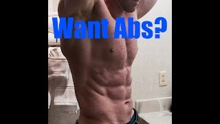 So You Want Abs? Favorite Core Exercises for Strongman & Powerlifting