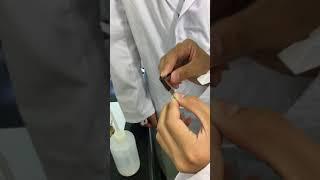 ポリピロール膜の作製 前半