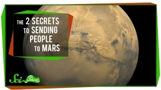 Repeat youtube video The 2 Secrets to Sending People to Mars