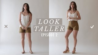 how-to-look-taller-petite-style-tips-ep-2