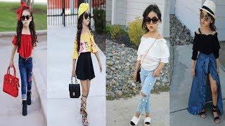 Super Stylish Girls Dress Ideas/Modern Outfit Ideas For Baby Girls||Designer Western Dresses For Kid