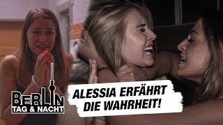 Berlin - Tag & Nacht - SCHOCK! Alessia erfährt die Wahrheit! #1520 - RTL II