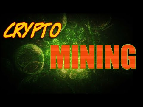 Mining programes for cryptocurrency