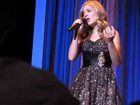 Jackie Evancho - Imaginer - Cupertino Concert, 11-8-2013