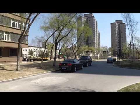 Droga Z Domu Do Pracy, Daqing, Chiny (HD)
