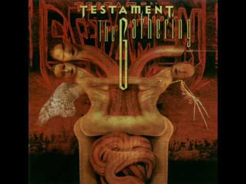 Testament - Sewn Shut Eyes