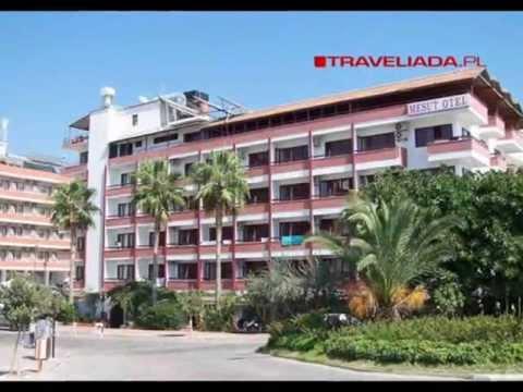 Hotel Mesut - Alanya - YouTube