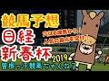 【競馬予想】日経新春杯 2019 高齢馬軽視は禁物!穴馬はかつての素質馬!【曽根っ子 …