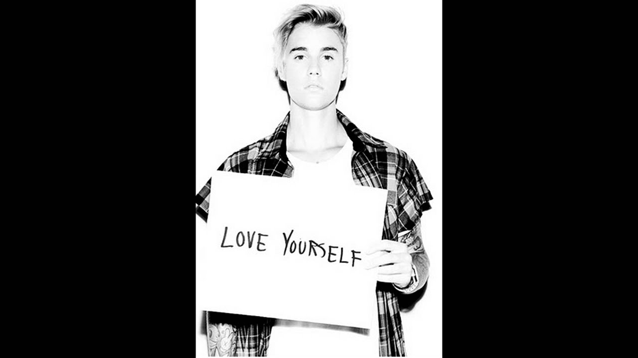 Love Yourself Wallpaper Justin Bieber : Justin Bieber - Love Yourself lyrics HD - YouTube
