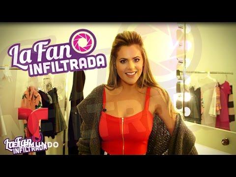 Isabella Castillo le ganó a Selena Gomez | La Fan Infiltrada | Entretenimiento