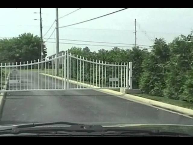 AutoGate Inc Swing Gate 4