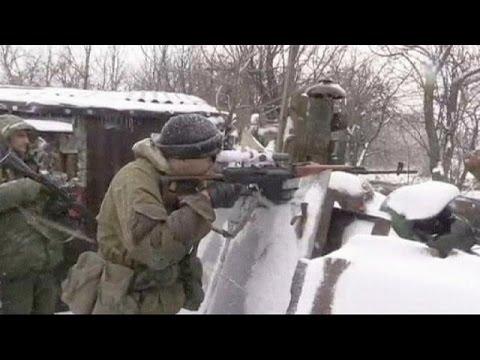 Debaltseve violence thwarts Ukraine ceasefire