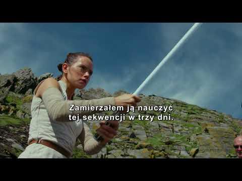 """""""Gwiezdne wojny: Ostatni Jedi"""": Szkolenie Jedi [EPK]"""