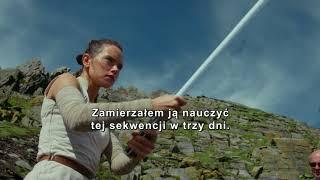 Gwiezdne wojny: Ostatni Jedi -  Szkolenie Jedi [kulisy]