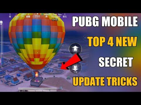 PUBG MOBILE NEW SECRET UPCOMING UPDATE PUBG MOBILE !! PUBG MOBILE NEW MODE NEW FLY PUBG MOBILE