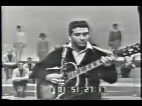 "Jerry Mason ""America's First Gypsy Pop Artist"""