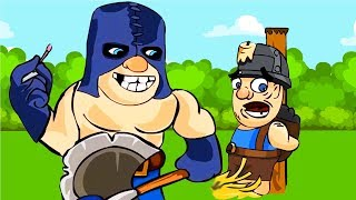 Clash Royale Animation: MINER'S EXECUTION (Parody)