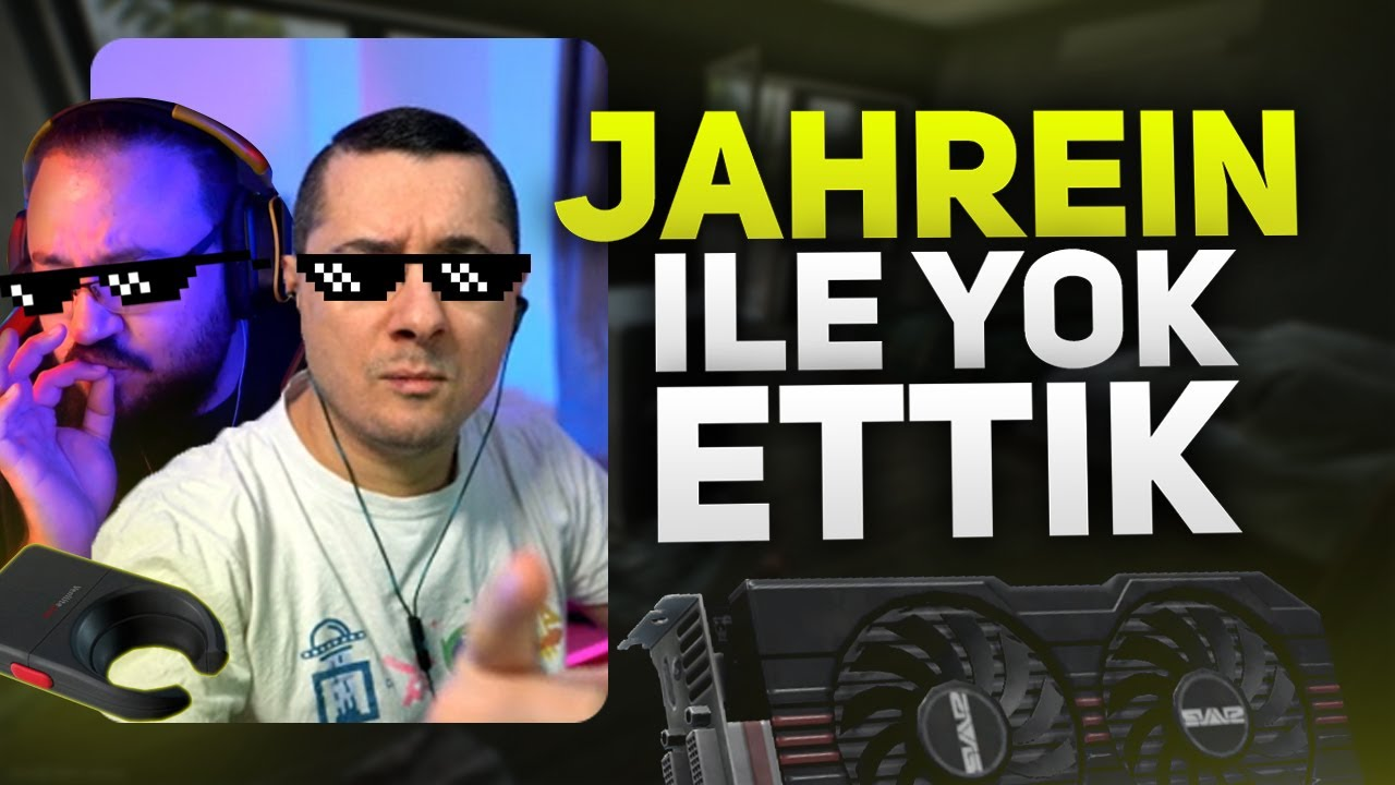JAHREİN İLE YOK ETTİK #TürkçeTarkov #EFT