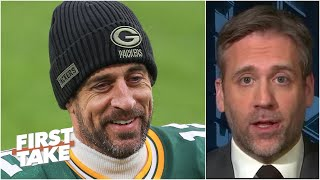 Aaron Rodgers' Comments Prove Brett Favre Was Right - Max Kellerman | First Take