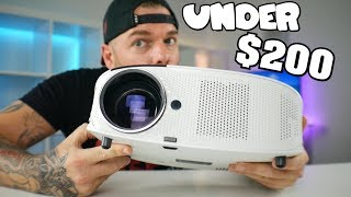 Best Gaming Projector Under $200 of 2018 | Vankyo Leisure 510 Review