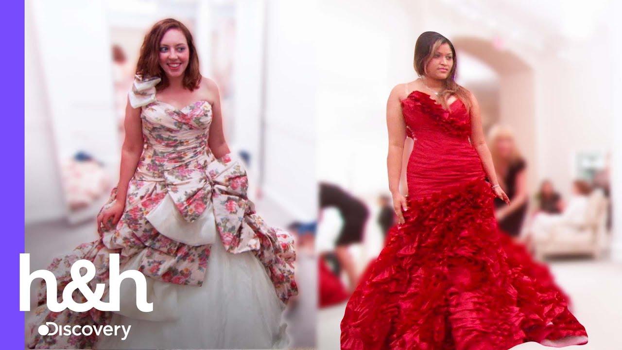 Noivas que surpreenderam com vestidos coloridos | O Vestido Ideal | Discovery H&H Brasil