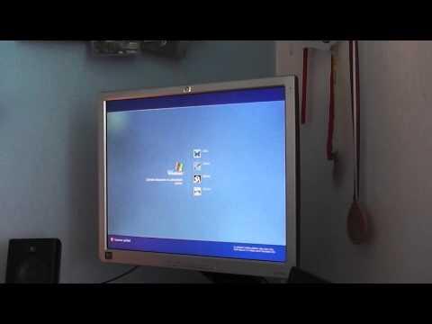 Windows XP - Zapnutí A Vypnutí / Startup And Shutdown