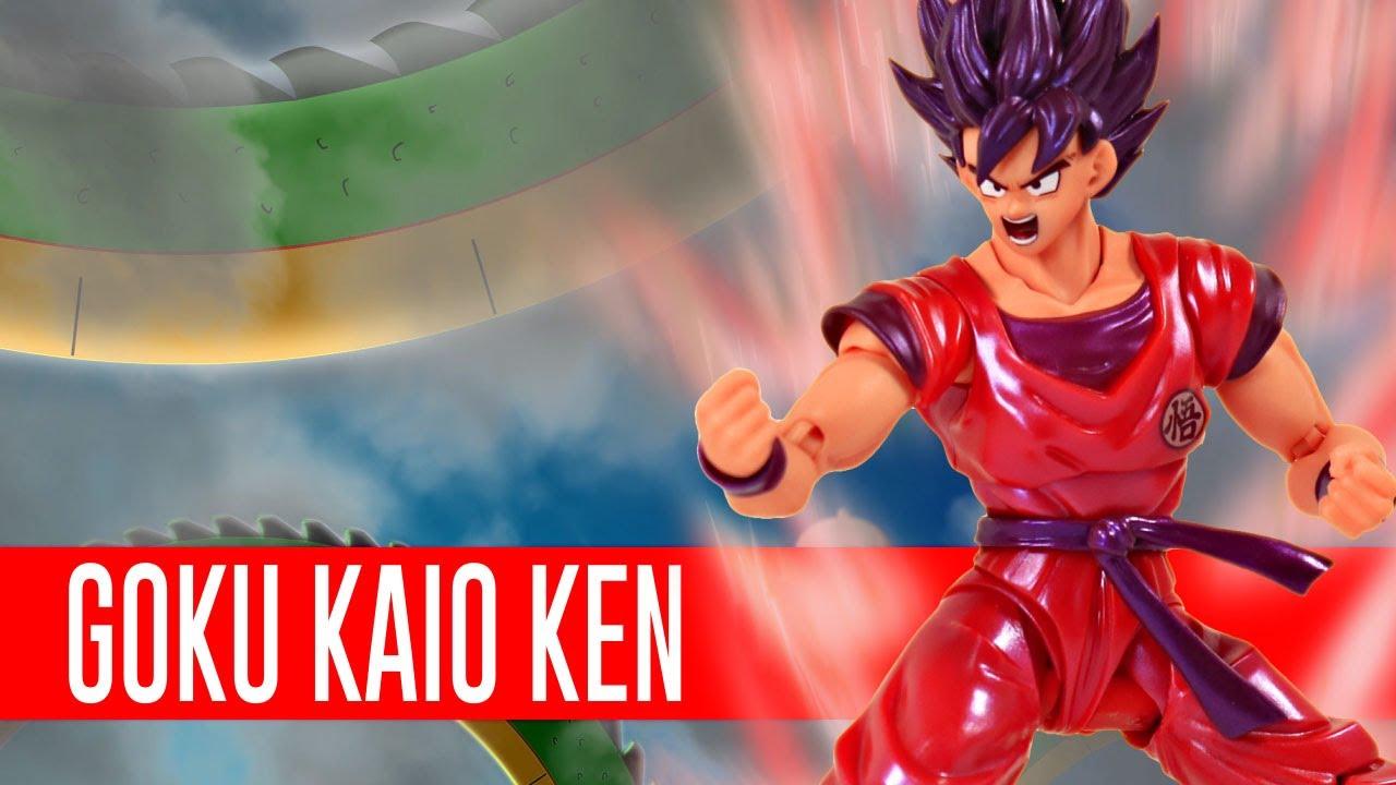 Goku Kaio Ken - S.H.Figuarts | Out of da Box