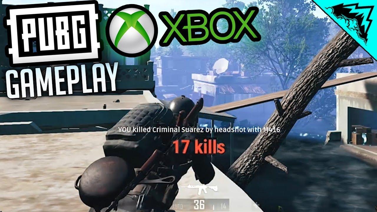Pubg Gameplay: PUBG XBOX ONE GAMEPLAY = FREE KILLS! (PlayerUnknown's
