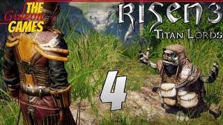 Прохождение Risen 3: Titan Lords [HD|PC] - Часть 4 (На лицо ужасные, добрые внутри)