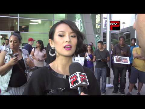 Interview with Ziyi Zhang at The Grandmaster LA Screening