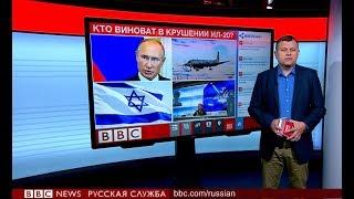 месть за ил 20 будет ли удар по израильскому лобби в россии