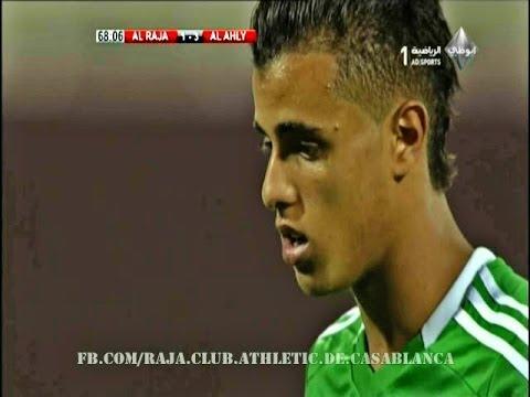 كأس زايد للناشئين 2014 : أهداف مباراة الرجاء العالمي 3-3 الأهلي المصري