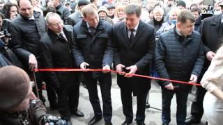 Міністри Зубко і Квіташвілі відкрили у Тернополі перинатальний центр