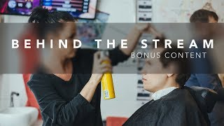 Behind the Stream - Bonus: Dressing Room
