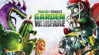 Plants Vs Zombies Garden Warfare - Garden Ops (Sunflower And Plasma Pea) Gameplay 1