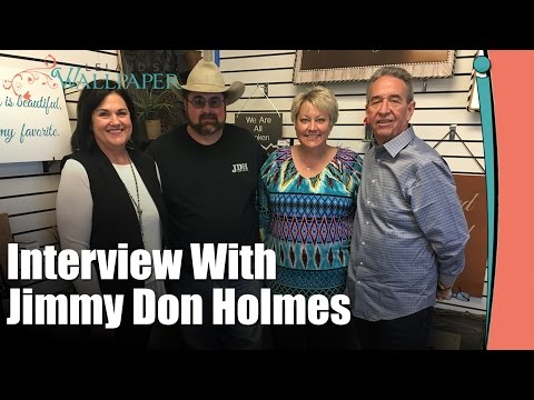 Interview With Jimmy Don Holmes By Fixer Upper Podcast