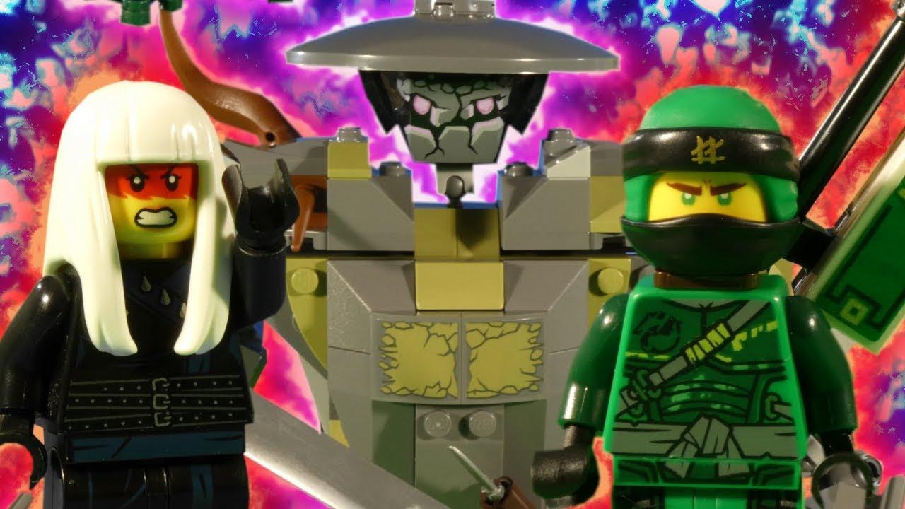 LEGO NINJAGO HUNTED - ONI TITAN