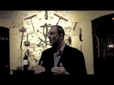 John Kolasa talks to BWI in the Rauzan Ségla cellars