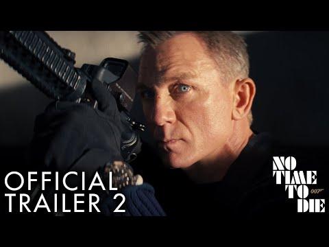 Вибухи, перестрілки і старі вороги у новому трейлері фільму «Не час помирати»