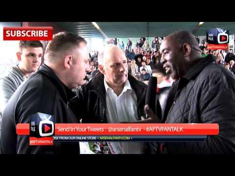 Arsenal 1 v Man Utd 1 - We should have booed Gazidis not RVP says fan - ArsenalFanTV.com