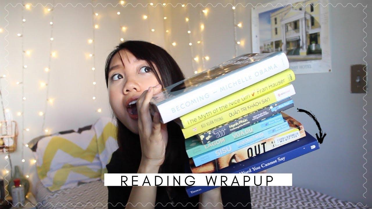 Review Sách | Tất tần tật sách tháng 7-8-9 | Summer Reading Wrapup |Thảo Nguyên