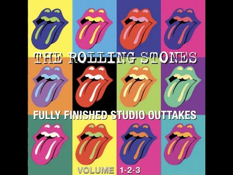 Rolling Stones - Fully Finished Studio Outtakes Review