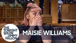 Maisie Williams Accidentally Drops a Major Spoiler in Game of Thrones' Final Season