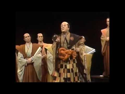 The Mikado Act 1: Behold the Lord High Executioner/I've Got a Little List (Song 5)