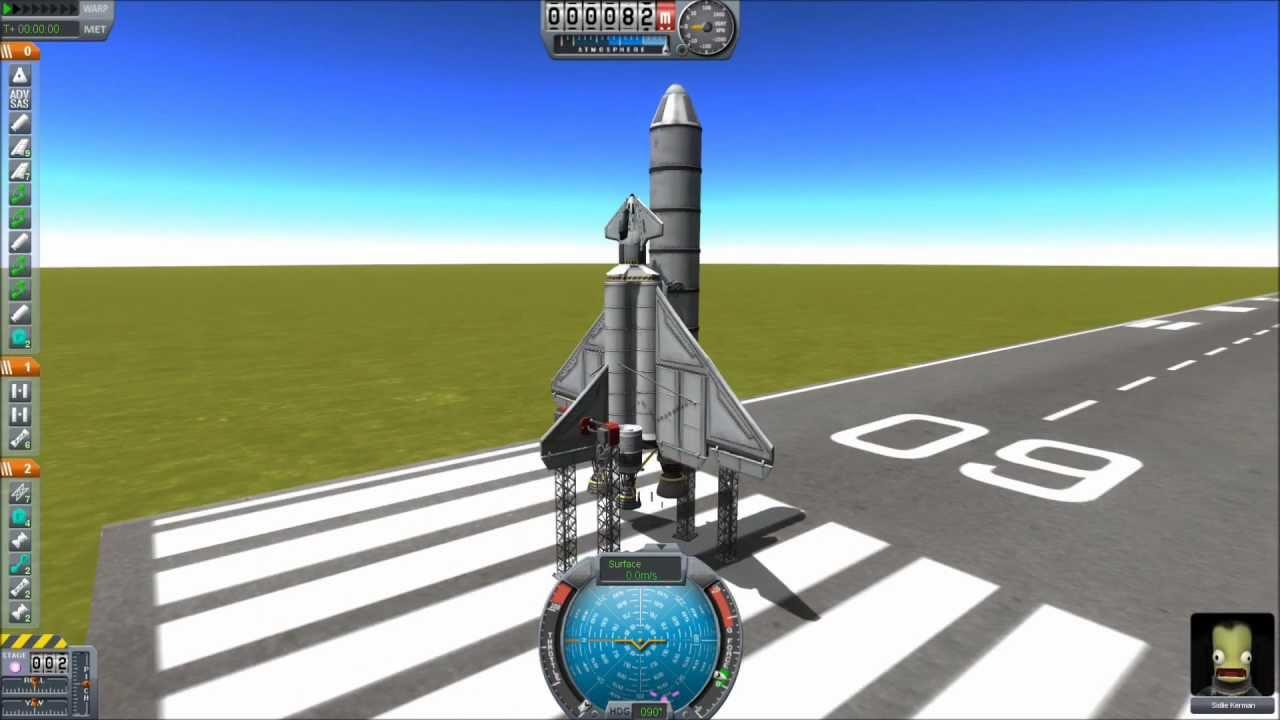 ksp space shuttle parts - photo #49