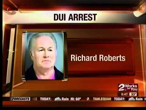 Former ORU President Richard Roberts arrested for DUI